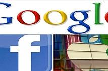 Google 2 năm liên tiếp đánh bại Apple về xếp hạng thương hiệu toàn cầu