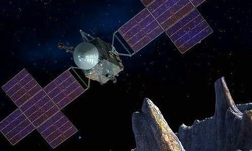"""Khám phá kinh ngạc tiểu hành tinh kim loại gọi là """"Psyche"""""""