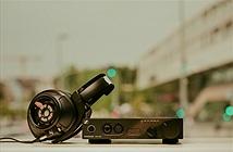 Bộ đôi tai nghe và headamp đầu bảng của thương hiệu Sennheiser HD820 và HDV820