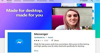 Người dùng Messenger cần cập nhật ứng dụng ngay lập tức