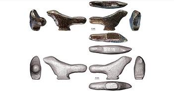 Hé lộ về nguồn gốc nghệ thuật Trung Hoa qua tượng khắc