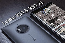 Microsoft bỏ qua số 940, gọi hai chiếc smartphone cao cấp sắp ra mắt là Lumia 950 và 950 XL?
