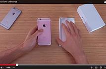 """Sốc: iPhone 6S """"táo Tàu"""" giá rẻ, chất lượng bất ngờ"""