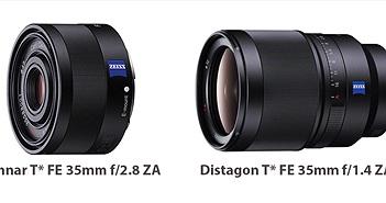 Hướng dẫn cập nhật firmware mới cho ống kính Sony FE 35mm, cải thiện khả năng lấy nét tay MF