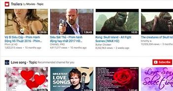"""YouTube đang thử nghiệm tính năng cực hay chống lại video """"câu view"""""""