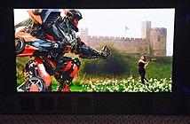 Samsung ra mắt màn hình LED TV siêu lớn