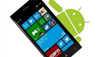 Không phải iOS, Android mới là kẻ đã giết chết Windows Phone