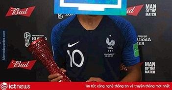 """Cư dân mạng chế ảnh công nghệ VAR mới là """"Cầu thủ xuất sắc nhất"""" trận chung kết World Cup 2018"""