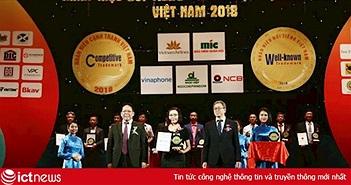 Hanel được bình chọn Top 10 nhãn hiệu nổi tiếng Việt Nam năm thứ ba liên tiếp