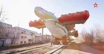 Nga rục rịch chuẩn bi cho Quái vật biển Caspian tái xuất?
