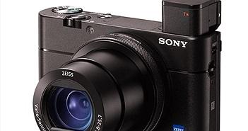Sony lặng lẽ nâng cấp máy ảnh compact cao cấp RX100 V