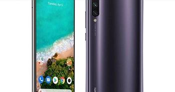 Xiaomi Mi A3 giá siêu rẻ sắp ra mắt: Có 3 camera chính, chip tầm trung mạnh mẽ