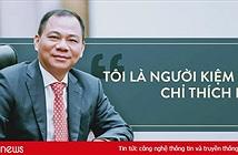 Chủ tịch Phạm Nhật Vượng chỉ ra một điểm sẽ khiến doanh nghiệp Việt hỏng, không thể lớn được và đây là lời giải của Jack Ma