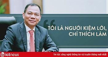 Chủ tịch Phạm Nhật Vượng chỉ ra một điểm sẽ khiến doanh nghiệp Việt 'hỏng, không thể lớn được' và đây là lời giải của Jack Ma