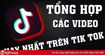"""Giới trẻ Việt Nam đang """"sa đà"""" vào nền tảng video TikTok, sẽ có ngày từ bỏ cả Facebook lẫn YouTube?"""