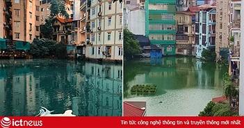"""Xem bức ảnh được cho là """"tiểu Venice"""" giữa lòng Hà Nội, dân mạng ngán ngẩm thay nhau """"bóc phốt"""" trò photoshop quá đà!"""