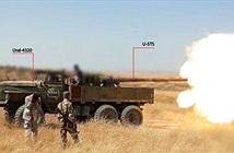 Lạ lùng pháo tự hành có một không hai của phiến quân Syria