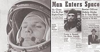 Mặt trăng, sao Hỏa và cuộc đua khốc liệt Nga-Mỹ