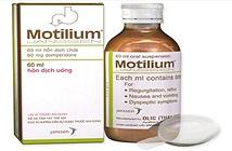 Hướng dẫn cách dùng thuốc Motilium?