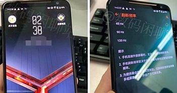 Asus ROG Phone 2: smartphone đầu tiên có chip Snapdragon 855+ lộ ảnh thật