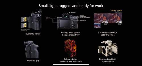 Sony A7R IV (A7RM4) ra mắt: khi quái vật được nâng cấp