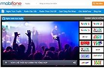 MobiFone ra mắt dịch vụ nghe radio chỉ cần sóng di động