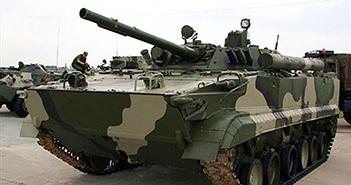 Lộ phiên bản mới, khủng xe chiến đấu bộ binh BMP-3 Nga