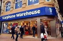 Carphone Warehouse bị hack, ảnh hưởng 2,4 triệu khách hàng