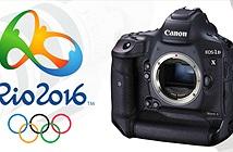 Top 10 thiết bị Canon được các nhiếp ảnh gia ưa chuộng nhất tại Olympic Rio 2016
