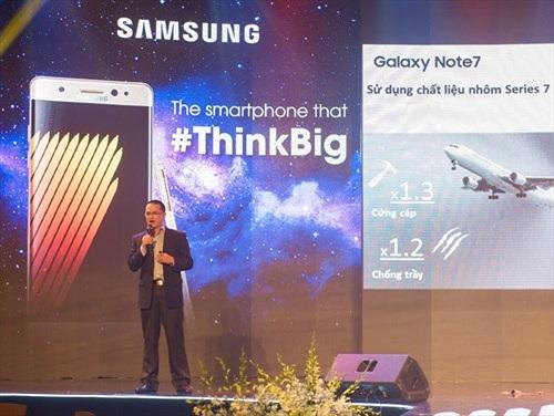[Galaxy Note 7] FPT Shop: Hơn 5.000 đơn đặt mua Galaxy Note 7