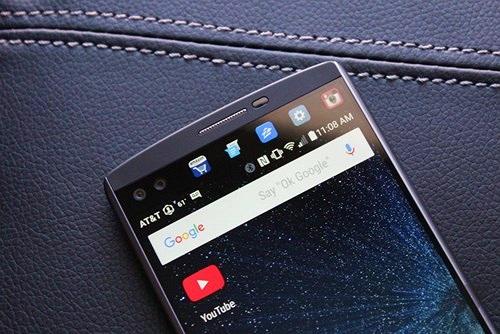 Rò rỉ giá bán smartphone cao cấp LG V20
