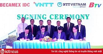 VNTT giới thiệu trung tâm dữ liệu và tổ chức hội nghị tri ân khách hàng
