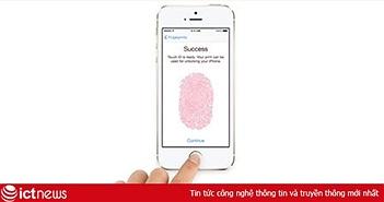 """Apple đang """"bí mật"""" mang Touch ID trở lại iPhone?"""