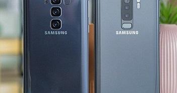 Galaxy S10 +, Galaxy A9 sẽ nhận thiết lập 3 camera vào năm 2019?