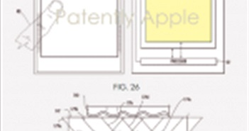 Apple nhận sáng chế cảm biến vân tay 3D dưới màn hình