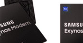 Exynos Modem 5100 sẽ đẩy nhanh quá trình thương mại hóa 5G