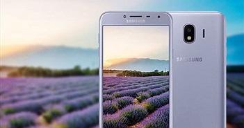 FPT Shop bán độc quyền Galaxy J4 32GB Tím Lavender