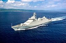 Đẹp tuyệt tàu hộ vệ tàng hình Sigma 10514 của Indonesia