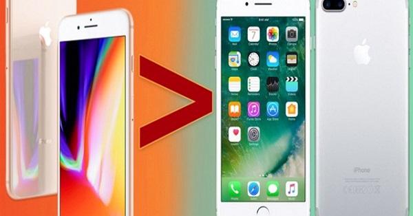 """7 lý do thuyết phục bạn """"lên đời"""" iPhone 8/8 Plus"""
