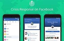 Facebook triển khai tính năng Crisis Response