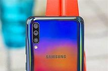 Samsung Galaxy A70 với 3 camera sau giảm giá 2 triệu đồng