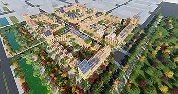 Thiết kế thành phố chống đại dịch đầu tiên trên thế giới