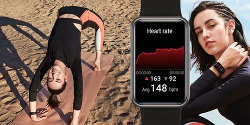 Đồng hồ Huawei Watch Fit lên kệ giá 3,3 triệu
