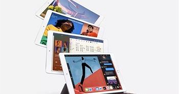 iPad thế hệ 8 ra mắt: thiết kế cũ, A12 Bionic, giá từ 329 USD