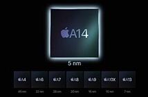 iPhone 12 chưa ra nhưng đã gửi chip A14 Bionic tới: Siêu mạnh