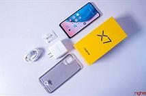 Realme X7 tại Việt Nam: sạc nhanh 65W, chip Dimensity 800U, giá 6,6 triệu