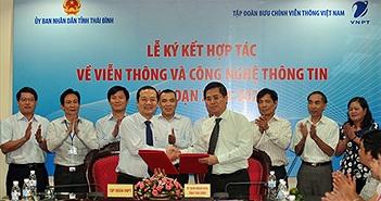 Thái Bình ứng dụng CNTT tạo đột phá phát triển KT-XH