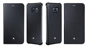 Samsung hợp tác với Montblanc, Swarovski ra mắt phụ kiện cho Galaxy S6 Edge+ và Galaxy Note 5