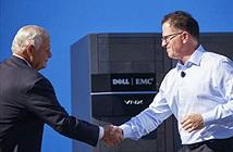Dell thực hiện vụ thâu tóm giá trị khủng 67 tỉ USD