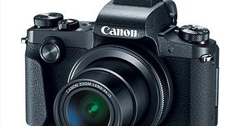 Canon lần đầu tung ra máy ảnh compact với cảm biến APS-C G1 X Mark III